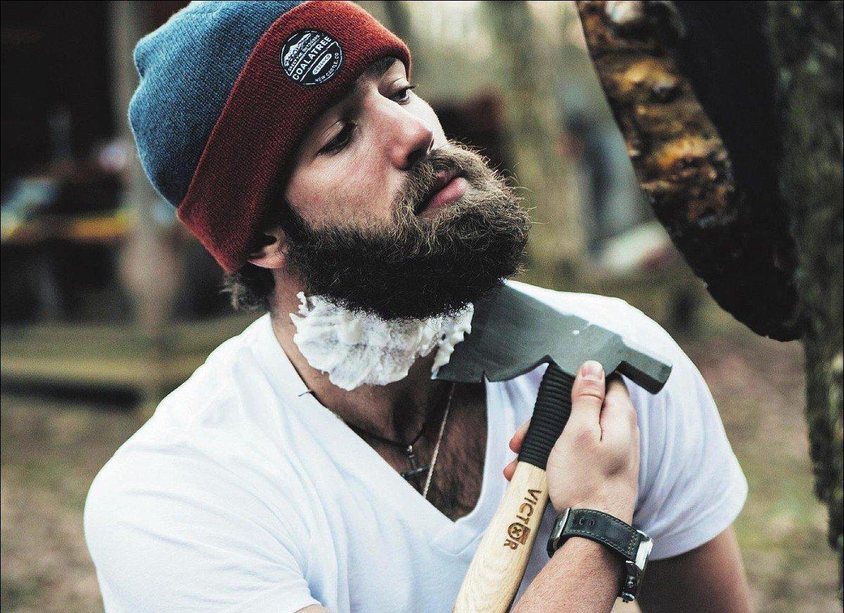comment tailler sa barbe comme un pro edgard l 39 l gant. Black Bedroom Furniture Sets. Home Design Ideas