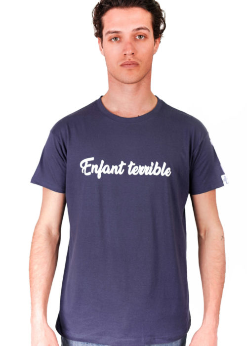 Tee-shirt made in France l'enfant terrible
