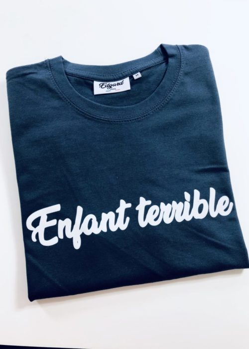 tshirt made in france edgard paris