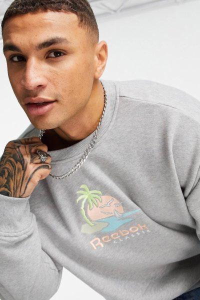 Pépite de la semaine Sweat-shirt Reebok Classics