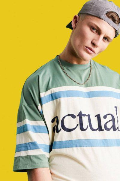 Pépite de la semaine T-shirt oversize ASOS Actual